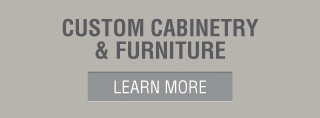 Custom cabinetry and furniture in Ottawa