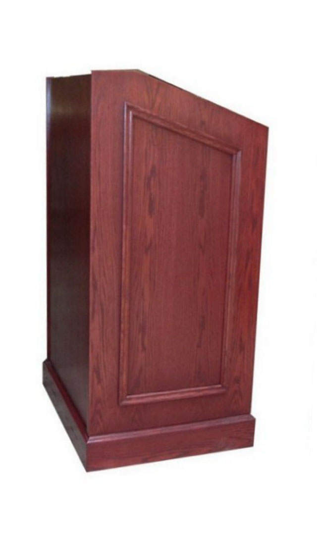 speakers pulpit